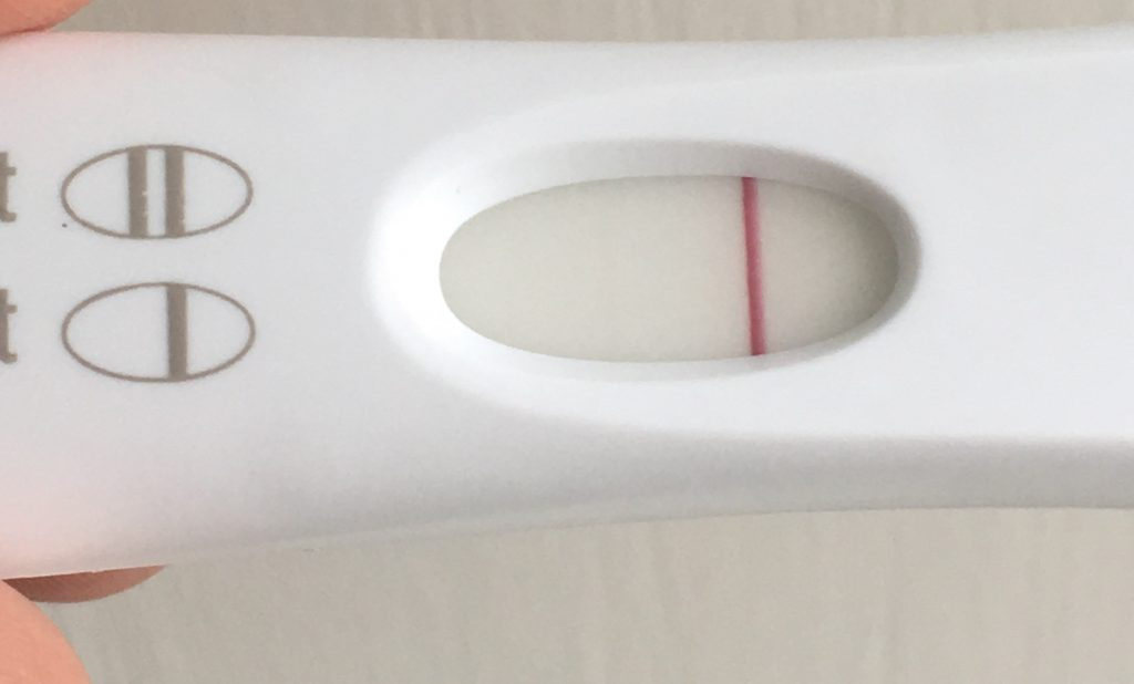 Pregnancy Test 9 DPO